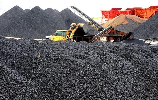 Украина за год нарастила добычу угля на 16%