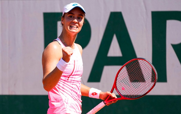 Калініна здобула вольову перемогу на старті US Open