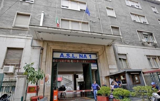 В Италии из окна больницы выбросилась украинка