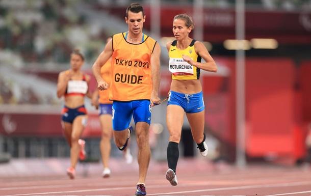 Ботурчук завоювала срібло в бігу на 400 метрів