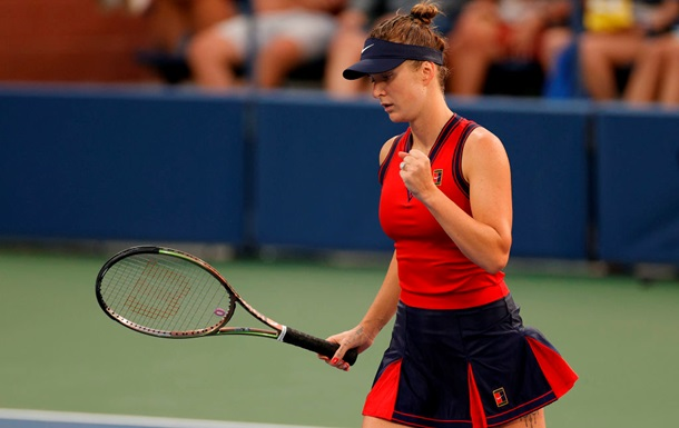 Світоліна здобула впевнену перемогу на старті US Open