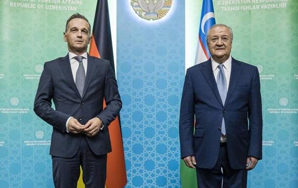 Узбекистан хоче допомогти Німеччині евакуювати людей з Афганістану