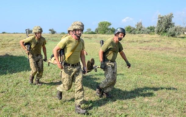 Сутки на Донбассе: 11 обстрелов, у ВСУ потери