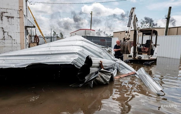 Ураган Іда залишив без світла мільйони людей