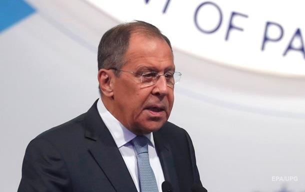 Лавров: В Киеве поняли, что вопрос Крыма закрыт