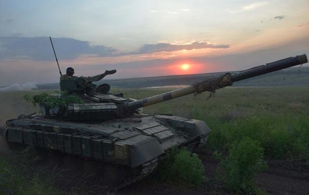 Озвучено втрати військових на Донбасі за серпень