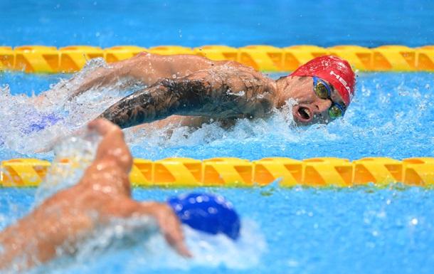 Кріпак завоював четверту медаль Паралімпіади в Токіо