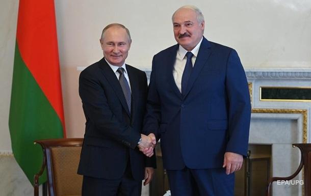 Назад шляху немає. РФ і Білорусь готують інтеграцію