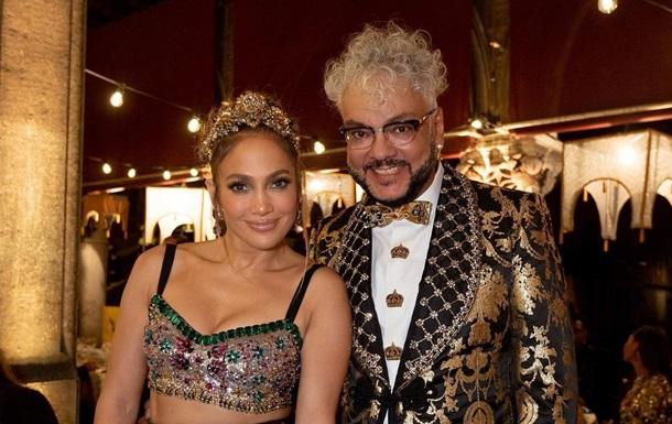 Кіркоров похвалився фото з показу Dolce&Gabbana