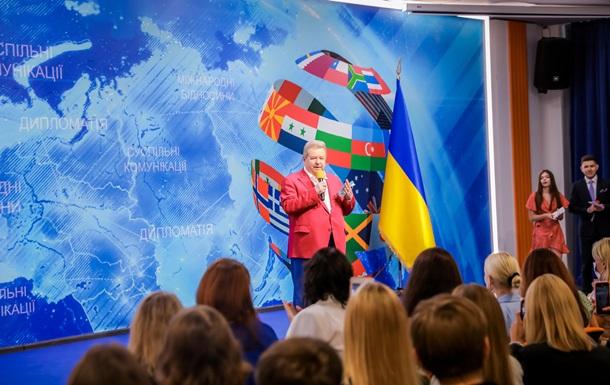 Поплавський про студентів: У кожному - я бачу майбутнє України