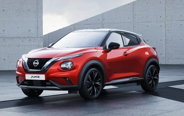 В Україні анонсовано ціни на абсолютно новий Nissan Juke та відкрито прийом замовлень