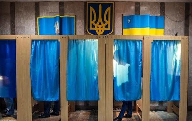Довибори в Раду: на двох округах стартує виборчий процес