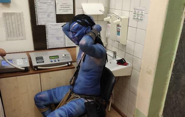 У Мінську даішники затримали  аватара