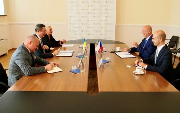 Чехия поможет Украине в развитии сети индустриальных парков