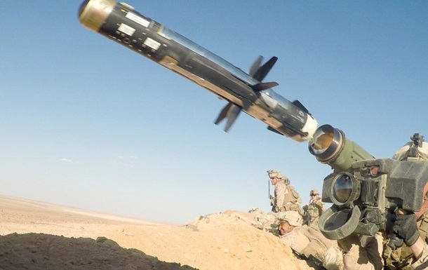 США поставят Украине Javelin - Пентагон