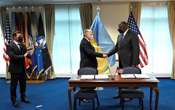 Оборонное соглашение Украины и США: детали