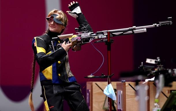 Щетник завоювала бронзу в кульовій стрільбі на Паралімпіаді