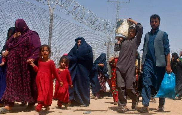 ЄС поки не бере зобов язань щодо прийому афганських біженців