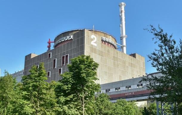 Запорожская АЭС отключила второй энергоблок