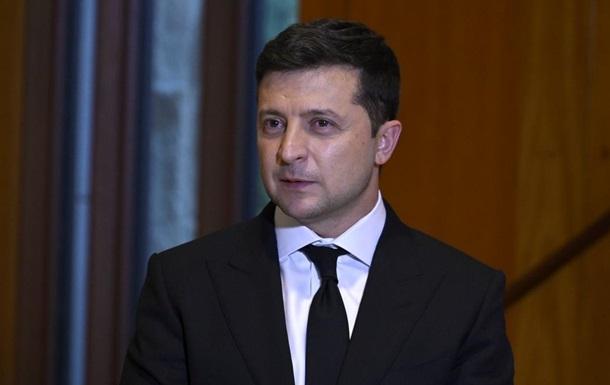 Зеленський оцінив перший день візиту в США
