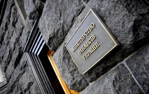 Держборг України зріс майже на $0,5 млрд за місяць