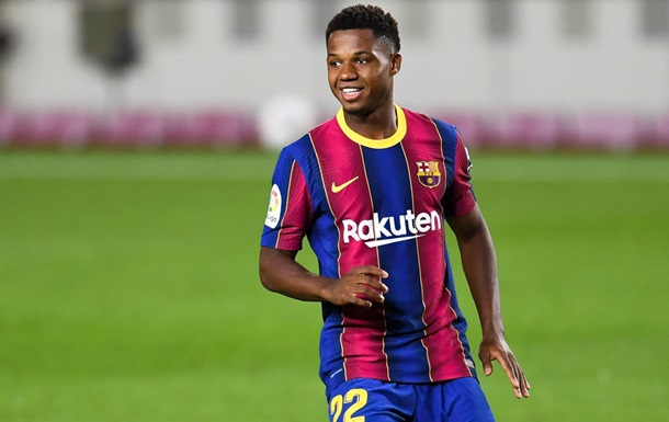 Барселона визначилася з новим володарем десятки Мессі