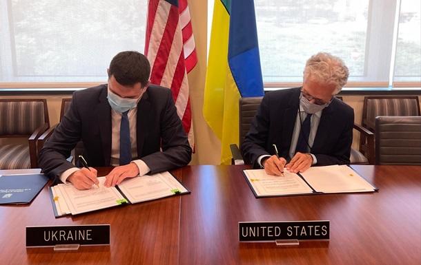 Украина и США создадут линию защищенной связи