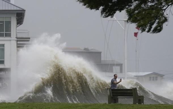 У США зросла кількість жертв урагану Іда