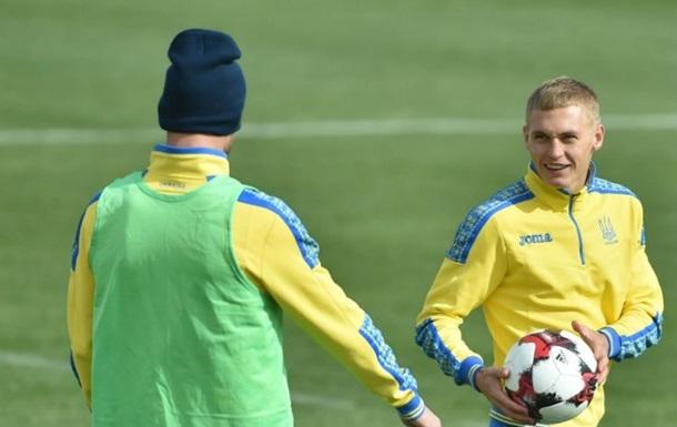 Буяльський вперше з 2019 року грає за збірну України