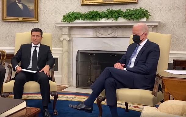 Байден заявил, что надеется посетить Украину