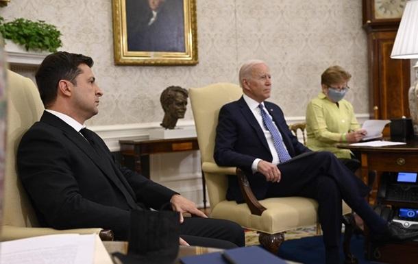 США и Украина сделали заявление о партнерстве
