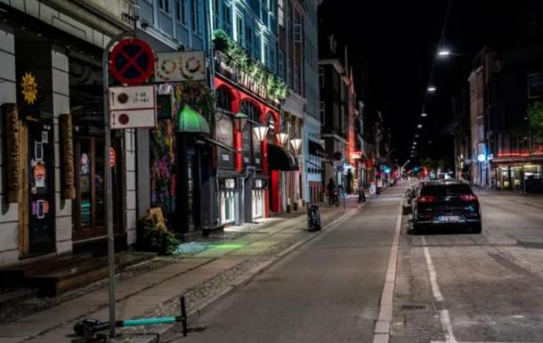 В Копенгагене запретили бывшим преступникам ночью выходить на улицу