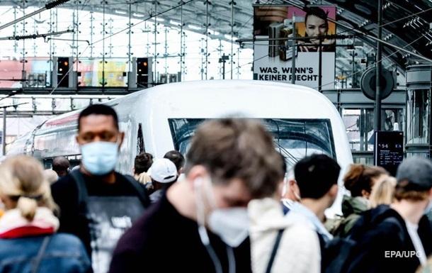 У Німеччині залізничники оголосили п`ятиденний страйк