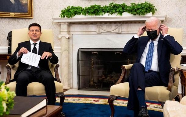 Зеленський і Байден поговорили без дипломатії - Кулеба
