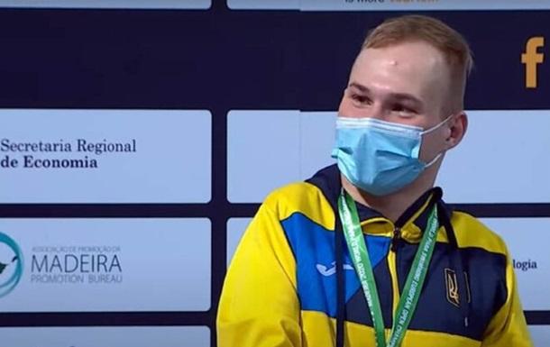 Остапченко виграв бронзу Паралімпійських ігор