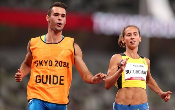 Ботурчук завоювала другу медаль на Паралімпіаді в Токіо