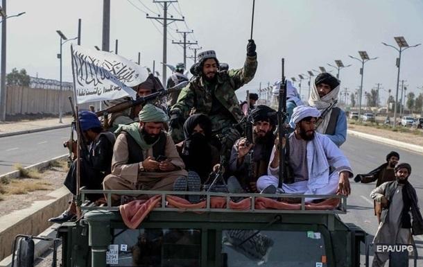`Талибан` нанес удары по Панджшеру - СМИ