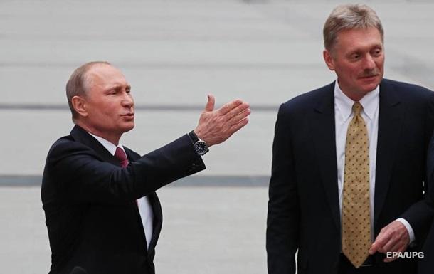 Кремль не чекає зустрічі Зеленський-Путін цьогоріч