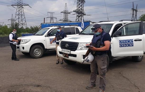 РФ отказалась продлить миссию ОБСЕ на границе с ОРДЛО - СМИ