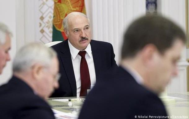 ЄС почав роботу над п ятим пакетом санкцій проти Лукашенка