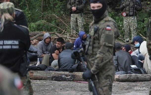 Польща вводить надзвичайний стан на кордоні з Білоруссю