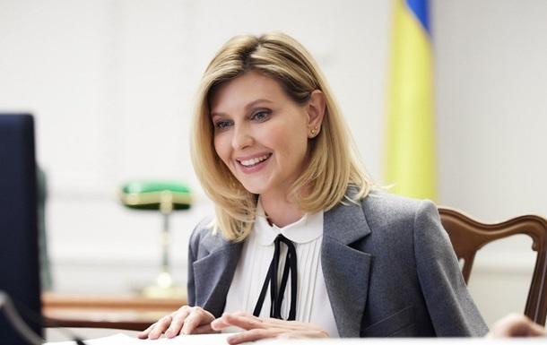 Олена Зеленська прикрасила ювілейний номер Elle