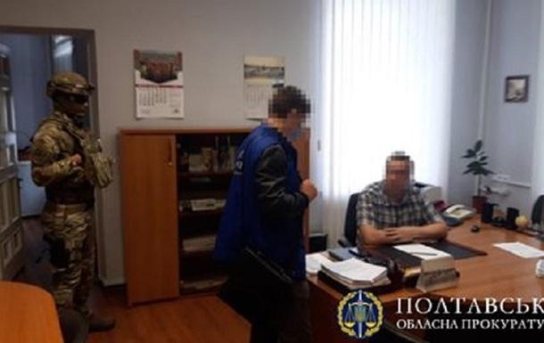 Депутат і чиновник Полтавської міськради погоріли на хабарі