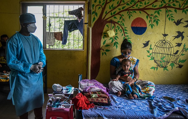 Вбиває дітей. Спалах невідомої хвороби в Індії