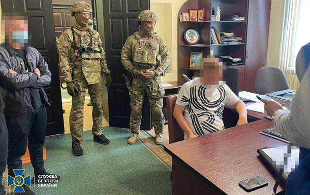 В СБУ рассказали о причине обысков в мэрии Полтавы