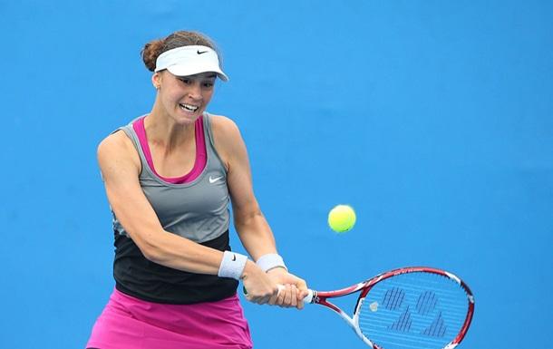 Калинина зачехлила ракетку во втором раунде US Open