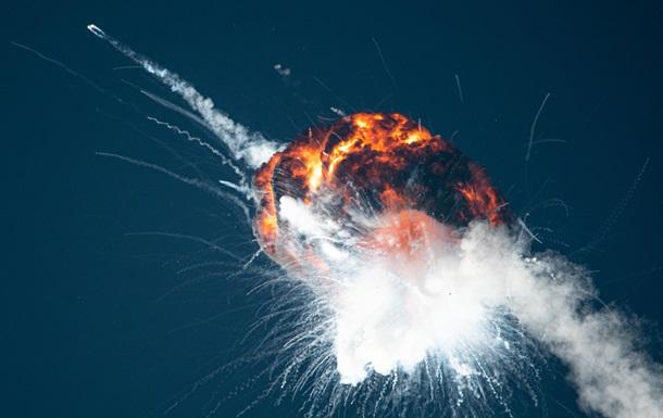 У США вибухнула ракета українського бізнесмена