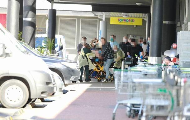 Під час нападу в супермаркеті у Новій Зеландії поранено шістьох осіб