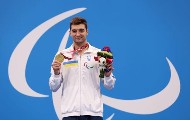 Кріпак - п ятиразовий чемпіон Паралімпіади-2020