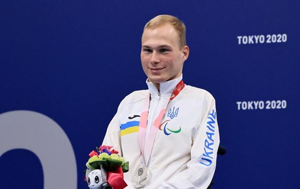 Остапченко - паралімпійський чемпіон на дистанції 200 метрів вільним стилем
